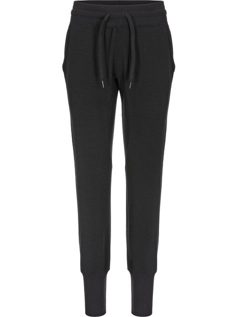 super.natural W's Essential Cuffed Pants Jet Black